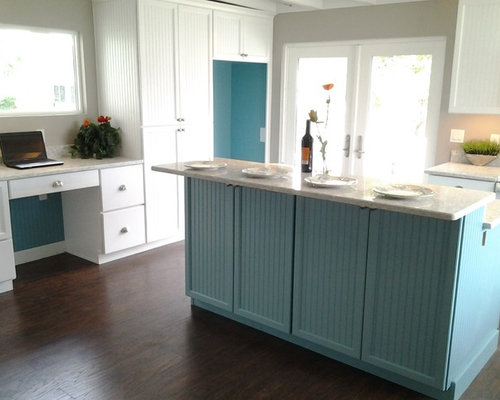 mid sized beach style kitchen remodeling kitchen mid sized beach style dark