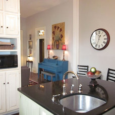 Traditional Kitchen by B. Thrower, Interior Redesign and Home Staging