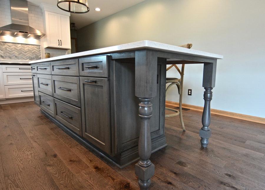RedKey Kitchen Remodel