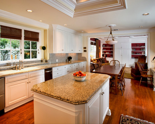 Kitchen And Dining Room Combination Designs Saveemail Simple
