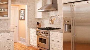 Redmond Cottage Kitchen