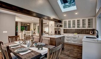Redmond Kitchen and Main Floor Redo