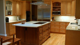 Redmond Kitchen Island