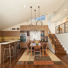 Contemporary Kitchen by Model Remodel