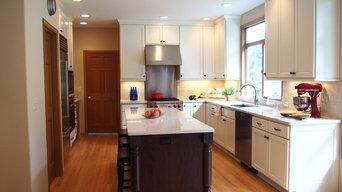 Redmond Transitional Kitchen
