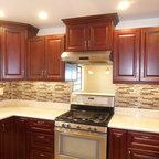 House Beautiful Feb 2014 Transitional Kitchen New