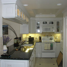 Traditional Kitchen by DC Mitchell Design & Construction