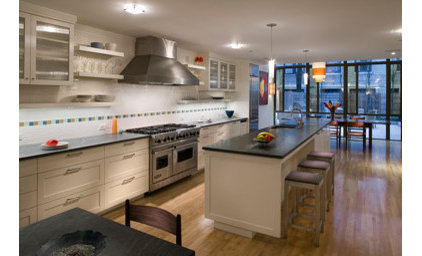 contemporary kitchen by redtoparchitects.com