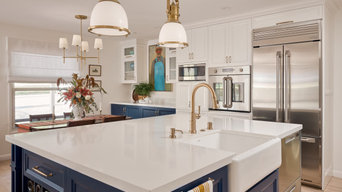 Redwood City Kitchen and Bath Remodel