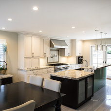 Contemporary Kitchen by Northrup Building