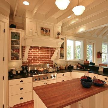 Reed Residence Kitchen