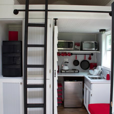 Eclectic Kitchen by Tennessee Tiny Homes