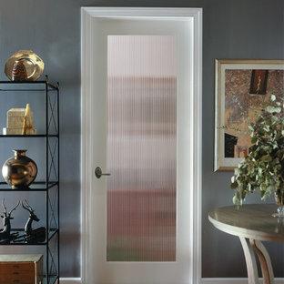 Decorative Glass Doors Houzz