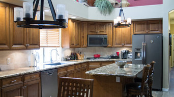 Refacing Fabulous Kitchen