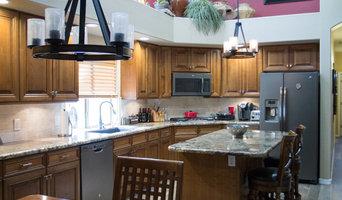 Refacing Fabulous Kitchen