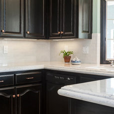 Traditional Kitchen by Fireclay Tile