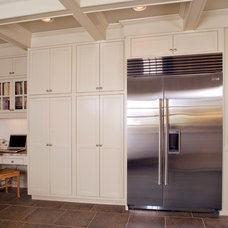 Farmhouse Kitchen by Huntwood Custom Cabinets