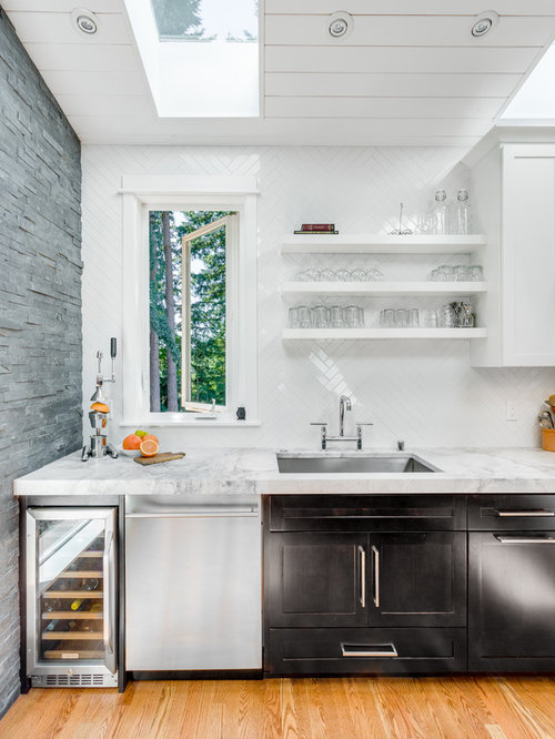 above kitchen sink shelf shelves above sink houzz 3968