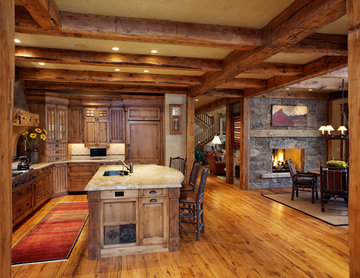 Refined Mountain Rustic