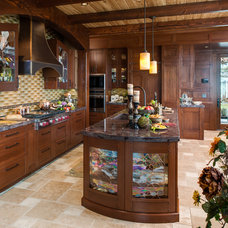 Traditional Kitchen by Designs by Dawn at the Lake Street Design Studio
