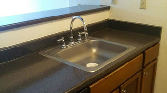 Refinished Countertops
