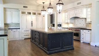 Refinishing and Recoloring Engineered Hardwood Floors