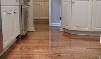 Refinishing with DuraSeal Stain Provincial at Short Hills NJ