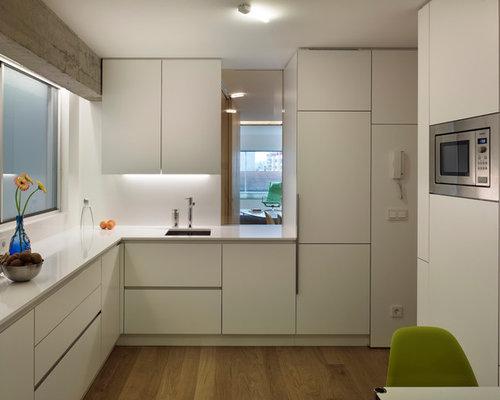 Fotos de cocinas dise os de cocinas modernas - Cocinas modernas en l ...