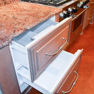 Refrigeration drawers