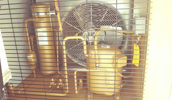 Refrigeration System Installation - Corrosion Protected