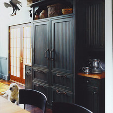 Traditional Kitchen by Maggie Cohen, ASID, NCIDQ