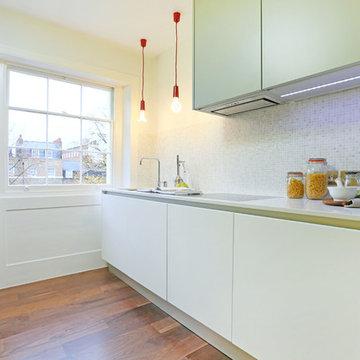 Refurbishment of a Knightsbridge flat in Brompton Square