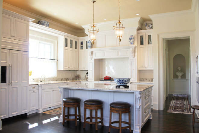 Traditional Kitchen by Rowland Design