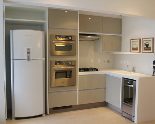 Compact Kitchen Home Design Ideas, Pictures, Remodel and Decor