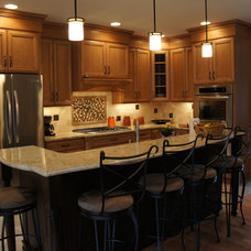 Traditional Kitchen by RILEY KITCHEN AND BATH