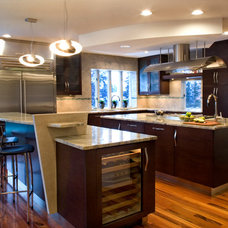 Contemporary Kitchen by Rizzo & Company