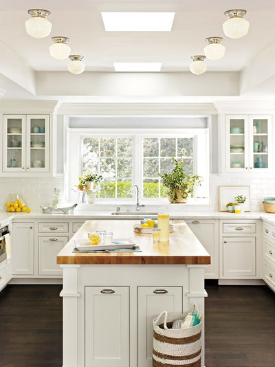Traditional Kitchen by Rejuvenation · Rejuvenation. Flush mounts are  ceiling lamps ...