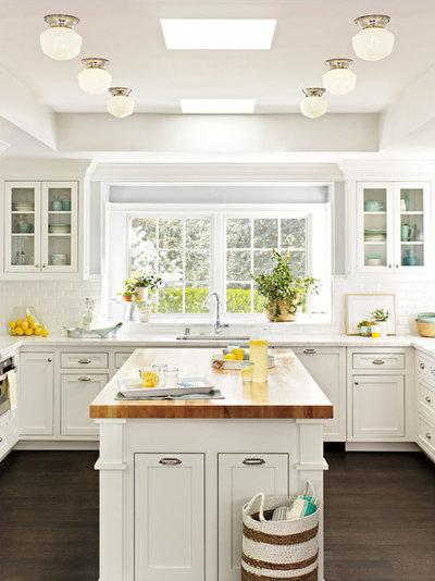 Charmant Traditional Kitchen By Rejuvenation. Rejuvenation. Flush Mounts ...