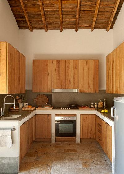 Casa de campo Cocina by PELIZZARI STUDIO