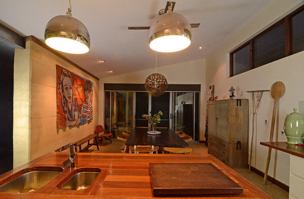 my houzz: south australian circus family's home is a class act