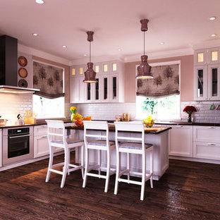 Moderne Küche in Toronto