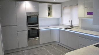 Remo kitchen - modern slab door