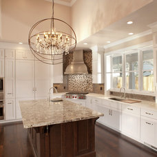 Contemporary Kitchen by Timeline Design