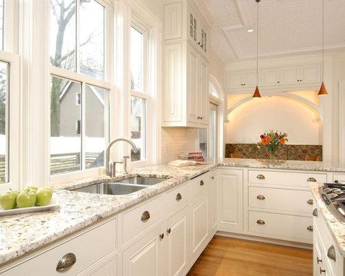 Linen White Cabinets Houzz