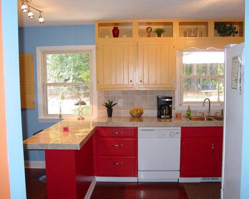 1970 Split Level Kitchen Design Ideas Remodels amp Photos
