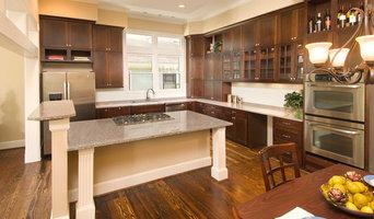 Remodeled 1901 Kitchen