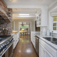 Traditional Kitchen Remodeled Jack Marchant Homes in Lafayette CA