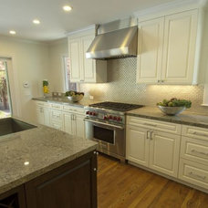Contemporary Kitchen by Canyon Design Build