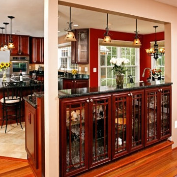 Remodeled Kitchen is Hub of the Home
