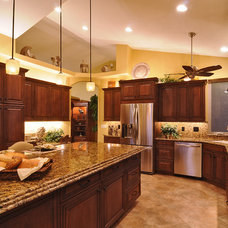 Traditional Kitchen by Cook Remodeling & Custom Construction